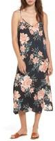 Billabong Women's Dreamy Garden Print Dress
