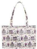 Harrods Café Culture Shoulder Bag