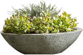 "Campania International 17"" Celine Planter - Alpine Stone"