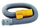 Dyson 1 X Aftermarket DC07 All Floors Hose Silver/Yellow #904125-14 by
