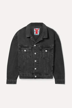 Adaptation Denim Jacket - Charcoal
