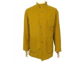 N. Arnys \N Yellow Cotton Jackets