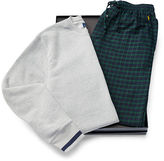 Polo Ralph Lauren Sleep Tee & Flannel Pant Set