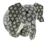 Fiona Walker Grey Print Elephant BookDoor Stopper - Set of 2