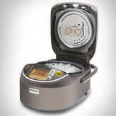 Zojirushi ZojirushiTM 10-Cup Induction Heating Pressure Rice Cooker and Warmer