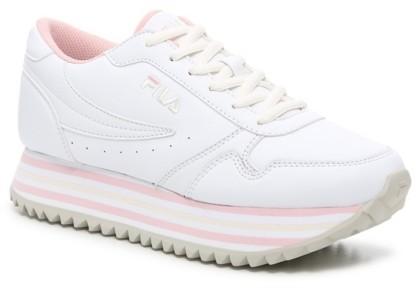 Fila Orbit Stripe Platform Sneaker