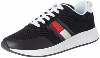 Tommy Jeans Tommy_Jeans Women's Technical Flexi Runner Low-Top Sneakers