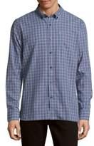 Victorinox Glogghus Check Button-Down Shirt