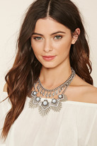 Forever 21 FOREVER 21+ Statement Necklace Set