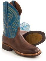 """Lucchese Alan Cowboy Boots - 12"""", Square Toe (For Men)"""