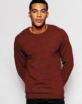 Asos Lightweight Lambswool Rich Sweater