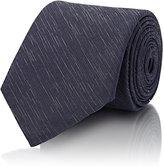 Barneys New York Men's Textured Slub-Weave Necktie