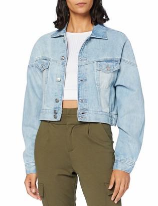 Pepe Jeans Women's Volt Flow Denim Jacket Small