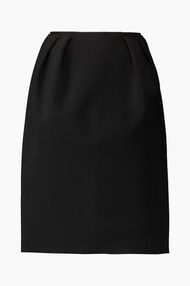Agnona Crepe Skirt