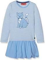 Salt&Pepper Salt and Pepper Girl's Amazing Stripe Katze Dress,18-24 Months