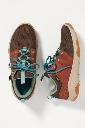 Teva Arrowood Venture Waterproof Hiker Sneakers By in Purple Size 5