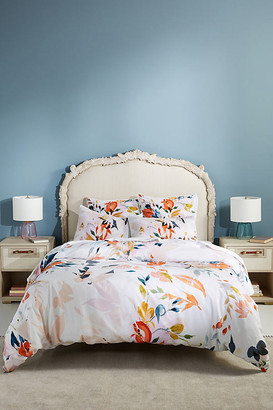 Anthropologie Briony Duvet Cover By in Assorted Size TW TOP/BED
