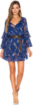 Free People Sunsetter Printed Dress