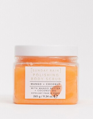Sunday Rain Creamy Body Scrub Mango & Coconut