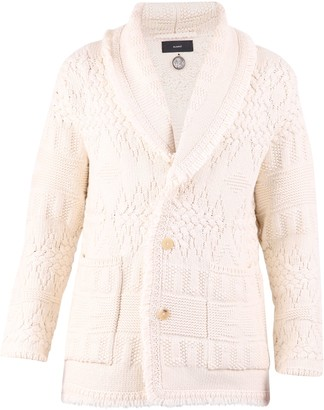 Alanui Button Fastening Cardigan