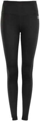 Monreal London Contour Leggings Black - Black / XS