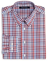Brooks Brothers Boys' Multi Check Button Down - Sizes XS-XL