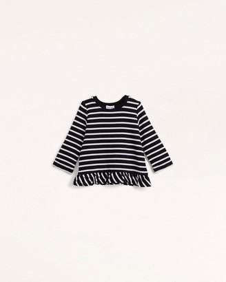 Splendid Baby Girl Super Soft Stripe Top