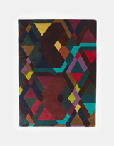 Ted Baker Hand-tufted large mosaic wool rug