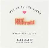 Dogeared Take Me To The Ocean Pin Necklace