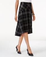 Plaid A Line Skirt - ShopStyle