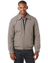 Perry Ellis Microfiber Golf Jacket
