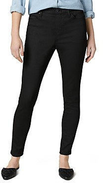 Jag Jeans Valentina Pull On Skinny Jeans in Forever Black