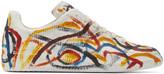 Maison Margiela Multicolor Chalk Replica Sneakers