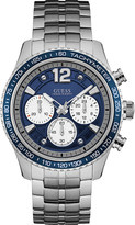 GUESS W0969G1 Fleet stainless steel chronograph watch
