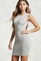 Forever 21 High-Neck Bodycon Dress
