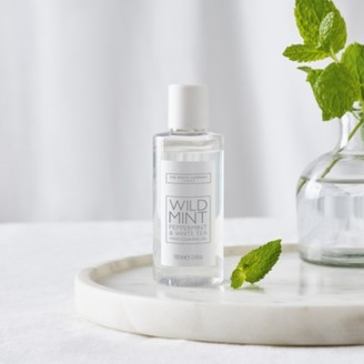The White Company Wild Mint Hand Cleansing Gel , No Colour, One Size