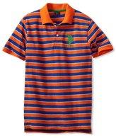 U.S. Polo Assn. Boys 8-20 Striped Pol...