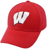 Top of the World Adult Wisconsin Badgers One-Fit Cap