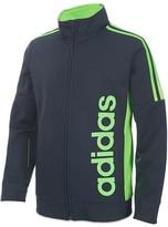 adidas Boys' Zip Jacket - Sizes 4-7