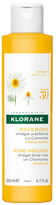 Klorane Vinegar Shine Rinse with Chamomile - Blond Hair (6.7 OZ)