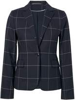 Gant Check Stretch Blazer