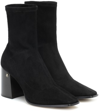 Jimmy Choo Bryelle 85 suede ankle boots