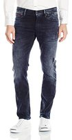 Tommy Hilfiger Men's Slim Scanton 360 Dark Stretch Jean