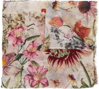 Faliero Sarti Bruna floral-print scarf
