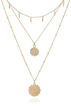 Coco Mango Jewellery Adriana Layering Set