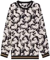 Stella McCartney Horses Print Ines Top