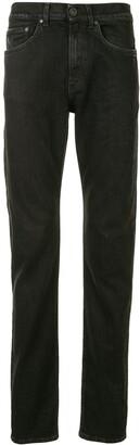 Kent & Curwen Slim-Fit Five Pocket Jeans
