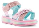 Skechers Sunshines Beachy Breeze Light-Up Sandal (Toddler)
