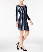 ECI A-Line Sweater Dress