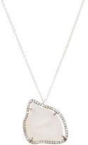Meira T Geode Freeform Necklace